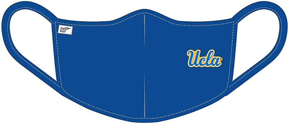 NCAA Blue 84 Face Covering Team Color