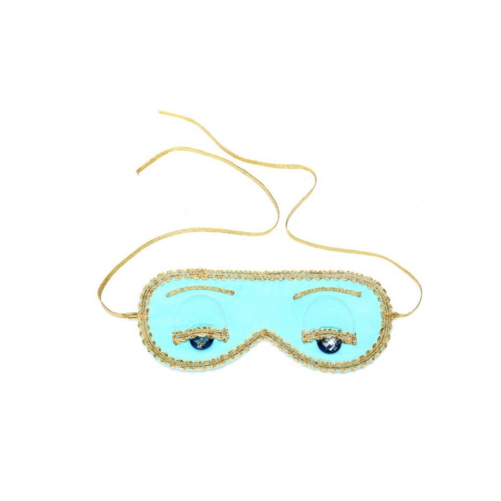 Breakfast at Tiffany's Sleep Mask and Earplugs Set (w / giftbox)