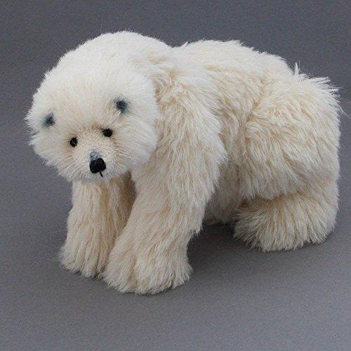 Polar Bear - Teddy Plush Ivory Steiff Schulte Alpaca Collectable 10 inches