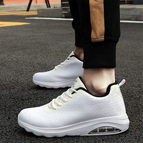 Sports Gym Casual Femme Blancc Multisports Course Outdoor Chaussures Mode Fitness Sneakers De Fexkean Basket Athlétique Hommes Ywq6vv