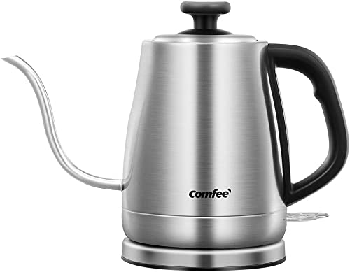 COMFEE' MK-12S07A Gooseneck Electric Kettle