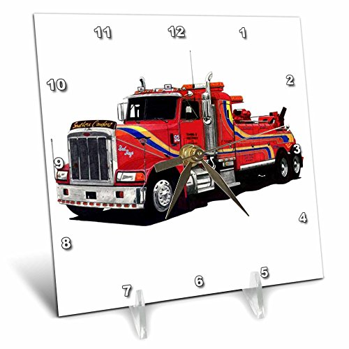 Trucks - Tow Truck - 6x6 Desk Clock (dc_970_1)  970 clocks | GTX 970 Easy overclocking guide 51P7kOnwpiL