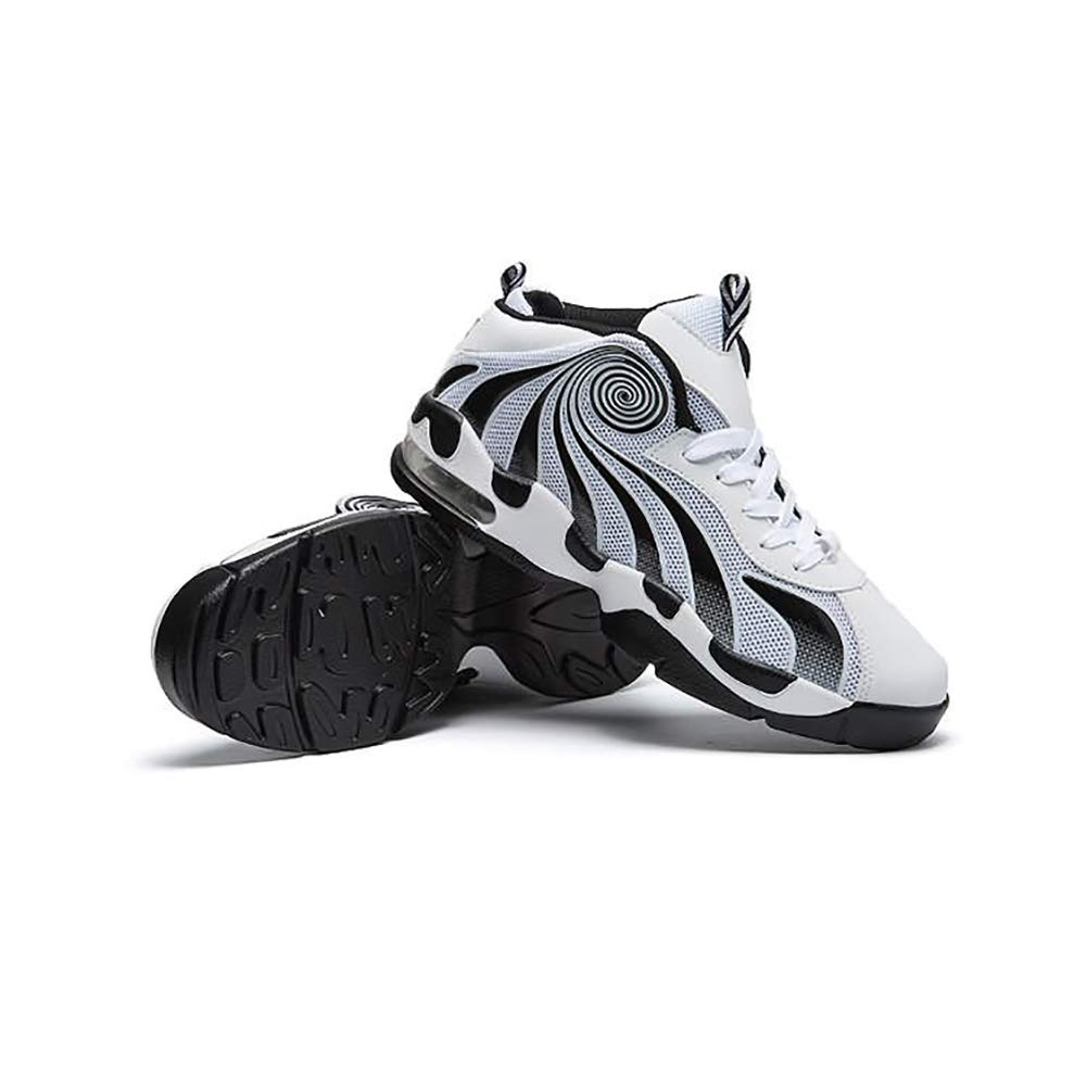 Spring Fall Artificial PU Basketball Shoes,Casual//Travel Sneakers,Comfort Lace-up Running Shoes,Basketball Boots Trainer Sneakers Mens Shoes