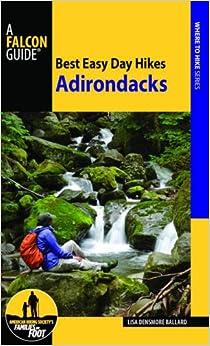 Book Best Easy Day Hikes Adirondacks