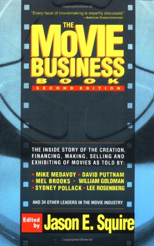 The Movie Business Book: Second Edition