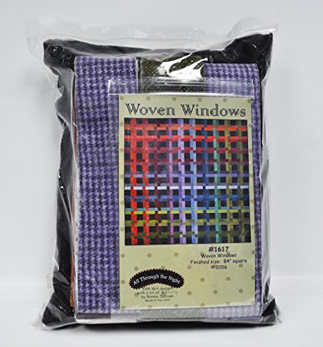 Woven Window Quilt Kit by Maywood Studio