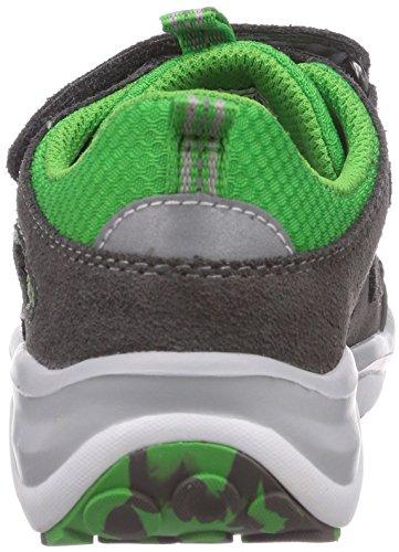 Superfit SPORT5 MINI 400231, Jungen Sneakers Grau (STONE KOMBI 06)