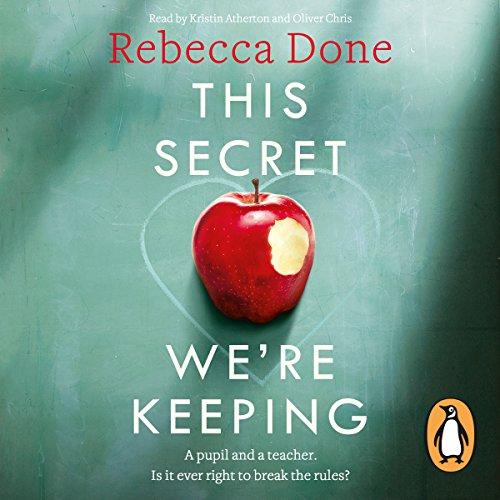 """""""This Secret We're Keeping"""" av Rebecca Done"""