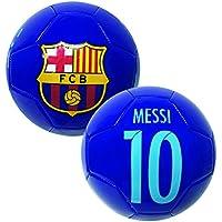 Messi Signature Soccer Ball, Size #2, #4, #5, FC...