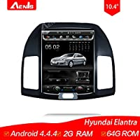 HOT SELLING ELANTRA ANDROID CAR NAVIGATION VERTICAL SCREEN IPS TOUCHSCREEN GPS/Mirrorlink/BT/Radio/AUX IN+DVR