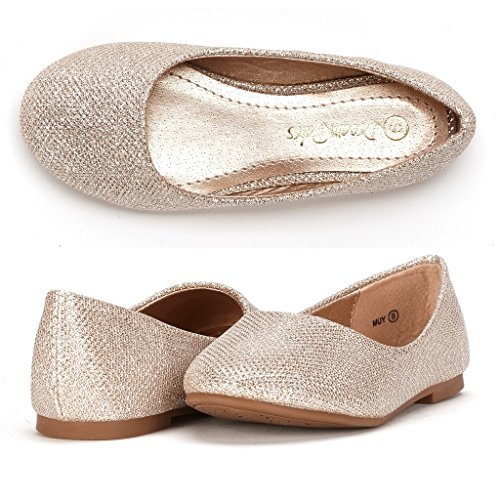 girls glitter shoes - 5