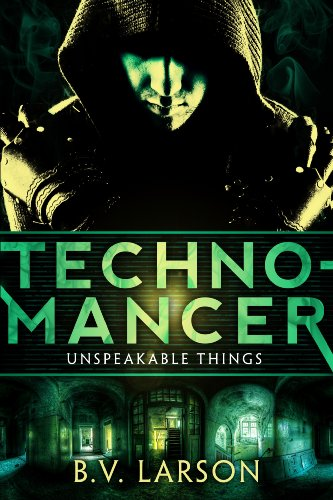 Bargain Alert: 2 Books In The Unspeakable Things Sci Fi Series In Today's Kindle Daily Deal