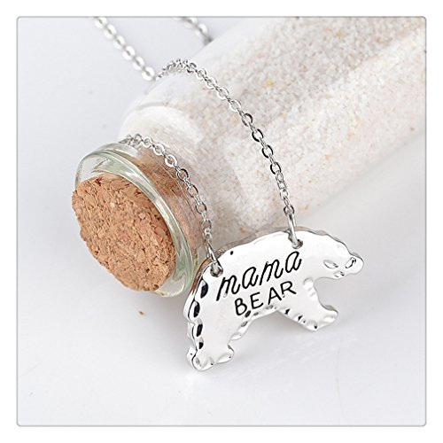 Mama Bear Necklace- Perfect Gift for Mom