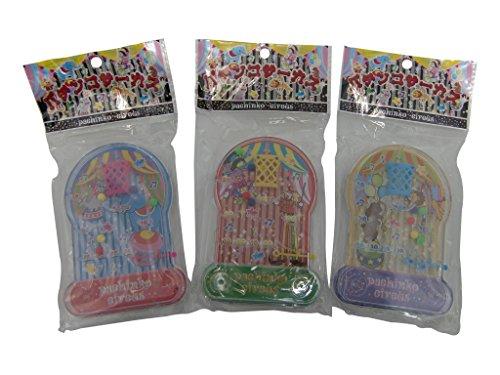 小物玩具 パチンコサーカス 50個入りの商品画像
