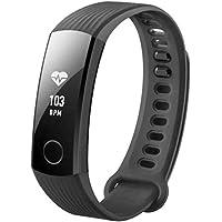 WOSOSYEYO Huawei Honor Band 3 Smart Wristband Bluetooth Reloj Monitor de Ritmo cardíaco