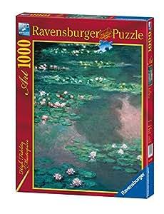 Ravensburger - Arte: Monet, Nenúfares, puzzle de 1000 piezas (19229 8)