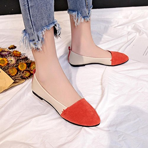 Mujer Mounter Fashion Red de Poliuretano nqxx4wCBHZ