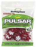 Softspikes Pulsar Golf Cleats Fast Twist 3.0  - Cherry