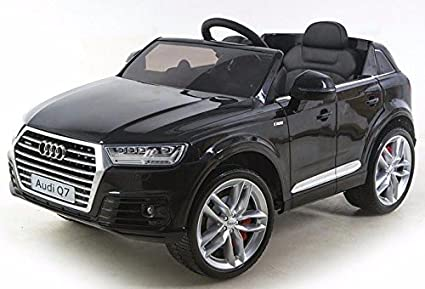 Amazoncom Luxury Official Audi Q V Electric Kids Ride On Toy - Audi electric toy car