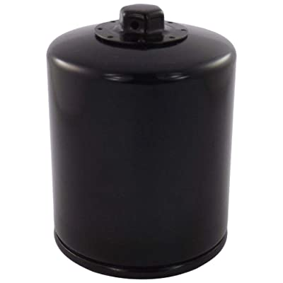 Hiflofiltro Black 2 Pack HF171BRC-2 Premium Racing Oil Filter, Pack of 2, 2 Pack: Automotive