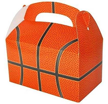 Amazon.com: 24 Cajas de baloncesto Treat 2 Docena de por ...