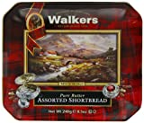 Walkers Shortbread Assorted, 8.5-Ounce Path To The Hills Tins...