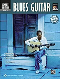 Complete Acoustic Blues Guitar Method Complete Edition: Book & MP3 CD