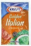 Kraft Golden Italian Salad Dressing, 1.5-Ounce Packages (Pack of 60)