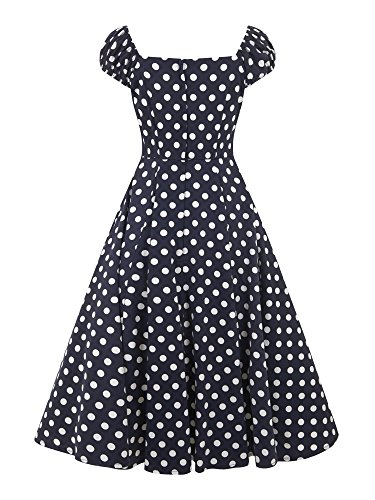 dolores doll dress Collectif M mainline polka 5wO01xxqzg