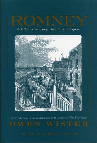 Romney: And Other New Works About Philadelphia  By Owen - Bellevue Square