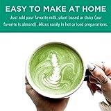 Jade Leaf Organic Matcha Latte Mix - Cafe Style