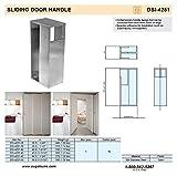 Sugatsune, Lamp DSI-4251-35 Door Hardware, 304