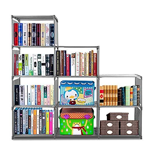 Amazon.com: Chiclik - Estantería organizadora de libros para ...