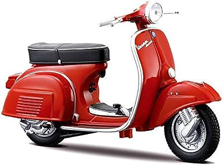 m34540 /Moto Vespa de Collection/ /Modelo Aleatorio Bburago Maisto Francia/ /Escala 1//18/