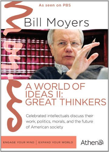 bill moyers a world of ideas - 2