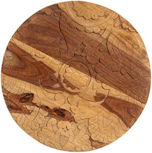 Nieuw Festnight placemat, laag, 2 stuks, eettafel, salontafel, design van sesham hout  XeeHB9l