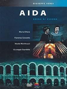Arena di Verona - Aïda [Reino Unido] [DVD]