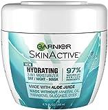 Best GARNIER Moisturizing Face Creams - Garnier SkinActive Hydrating 3-in-1 Face Moisturizer with Aloe Review