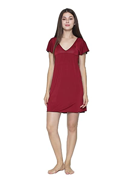 2e9af38f7 Sexy Sleep Nightgown Harper Made Of Hight Quality Premium Spandex In Smooth  Silky Modern Style.