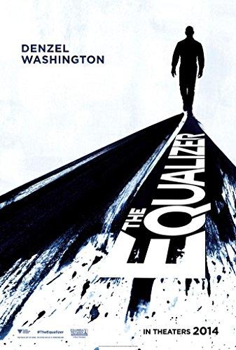 THE EQUALIZER MOVIE POSTER 1 Sided ORIGINAL Advance - Equalizer Poster