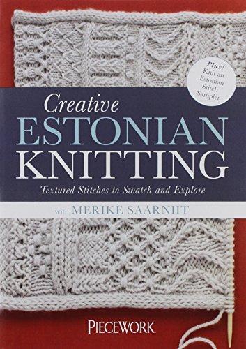 Creative Estonian Knitting Merike Saarniit