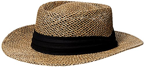 San Diego Hat Company Men's Seagrass Sun Hat