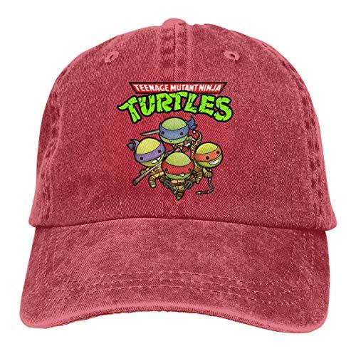 Amerltees Teenage Mutant Ninja Turtles Group Unisex Vintage