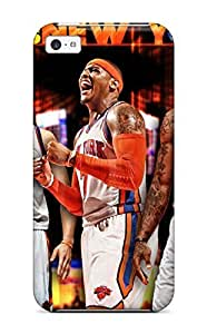 TYHH - Excellent Iphone 6 plus 5.5 Case Tpu Cover Back Skin Protector New York Knicks Basketball Nba He ending phone case
