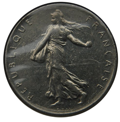 1960 France 1 Franc Coin The Sower Europe Historical Coins - Historical Coins