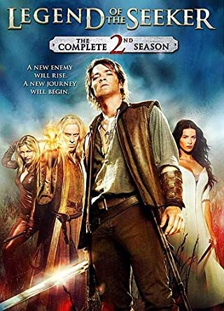 amazon com legend of the seeker season 2 craig horner craig