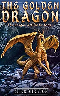 The Golden Dragon by Mike Shelton ebook deal