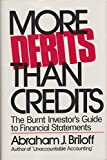 More Debits Than Credits: The Burnt Investor's Guide to Financial Statements
