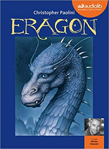 Eragon T01 Eragon 1 Livre Audio 2 Cd Mp3 Livret 4