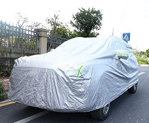 GAOY-CAR COVERS Hyundai Car New Generation IX35 Exterior Modificaci/ón Ropa Especial para autom/óvil Cubierta Protectora contra la Lluvia a Prueba de Polvo contra la Lluvia